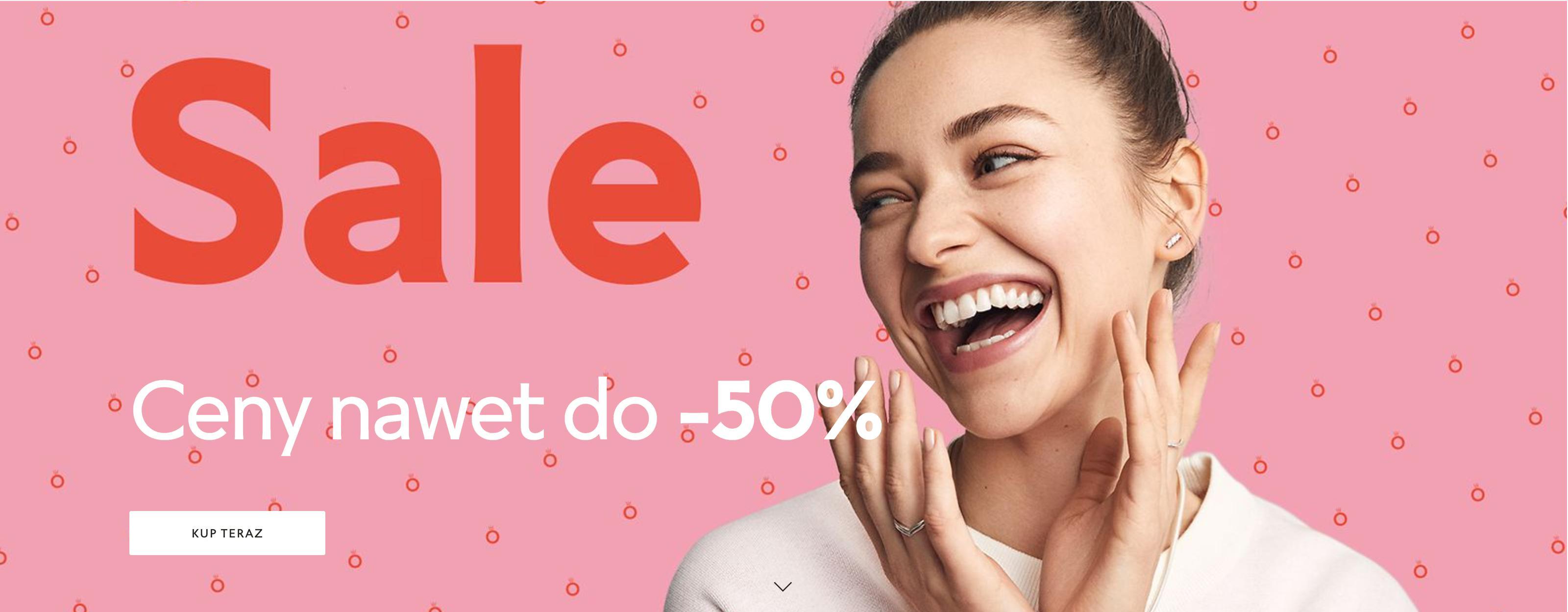 Pandora: wyprzedaż do 50% rabatu na biżuterię