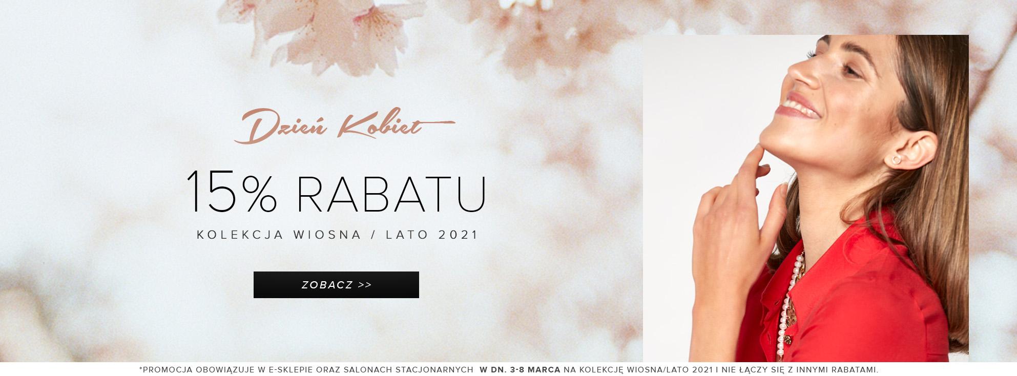 Patrizia Aryton: 15% rabatu na odzież damską z kolekcji wiosna/lato 2021