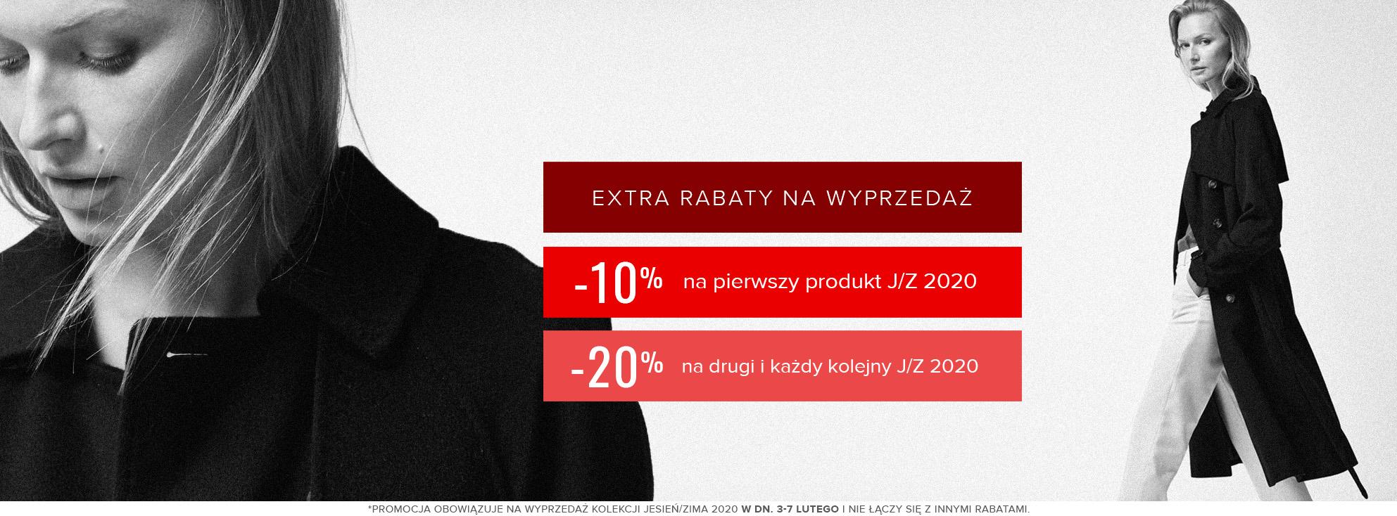 Patrizia Aryton Patrizia Aryton: 10% rabatu na 1 produkt, 20% zniżki na 2 i kolejny produkt z kolekcji Jesień-Zima z wyprzedaży