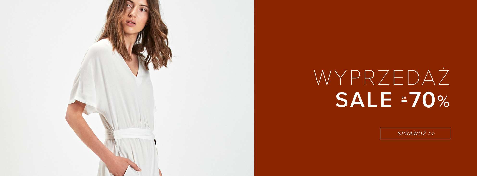 Patrizia Aryton: wyprzedaż do 70% zniżki na odzież damską