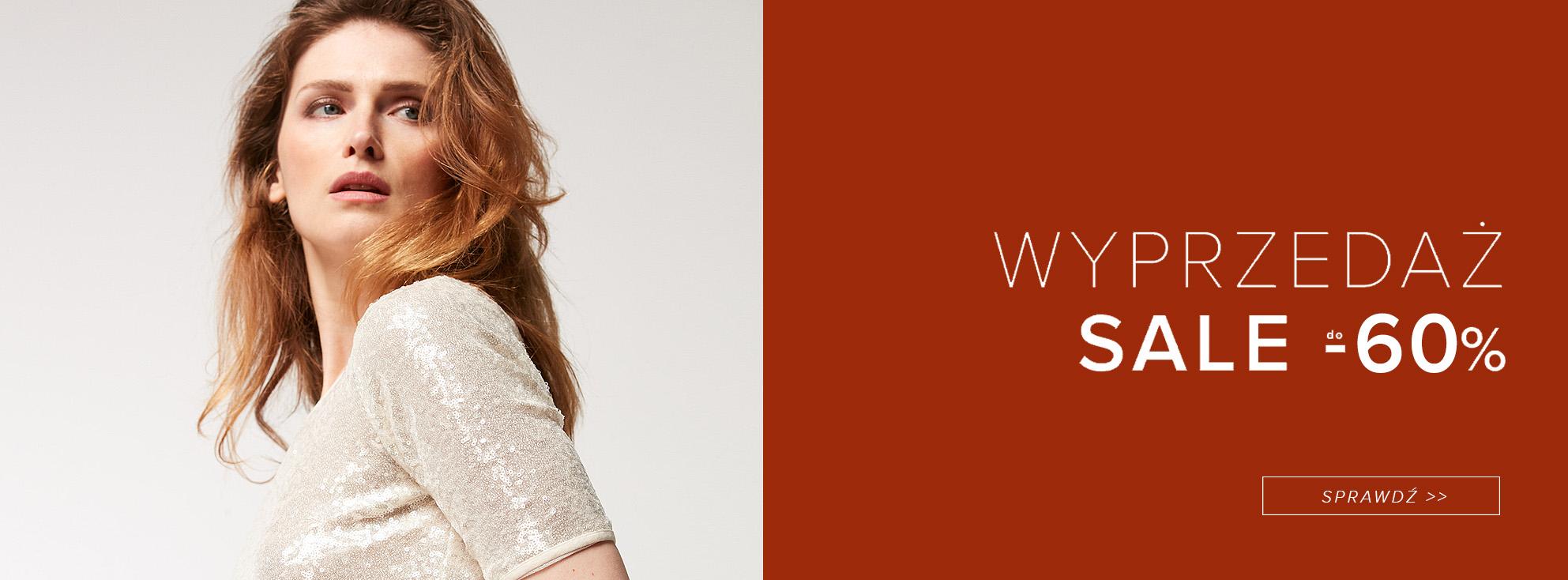 Patrizia Aryton: wyprzedaż do 60% zniżki na ekskluzywną odzież damską