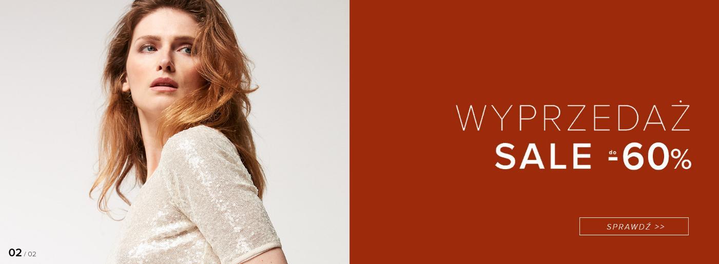 Patrizia Aryton: wyprzedaż do 60% rabatu na odzież damską