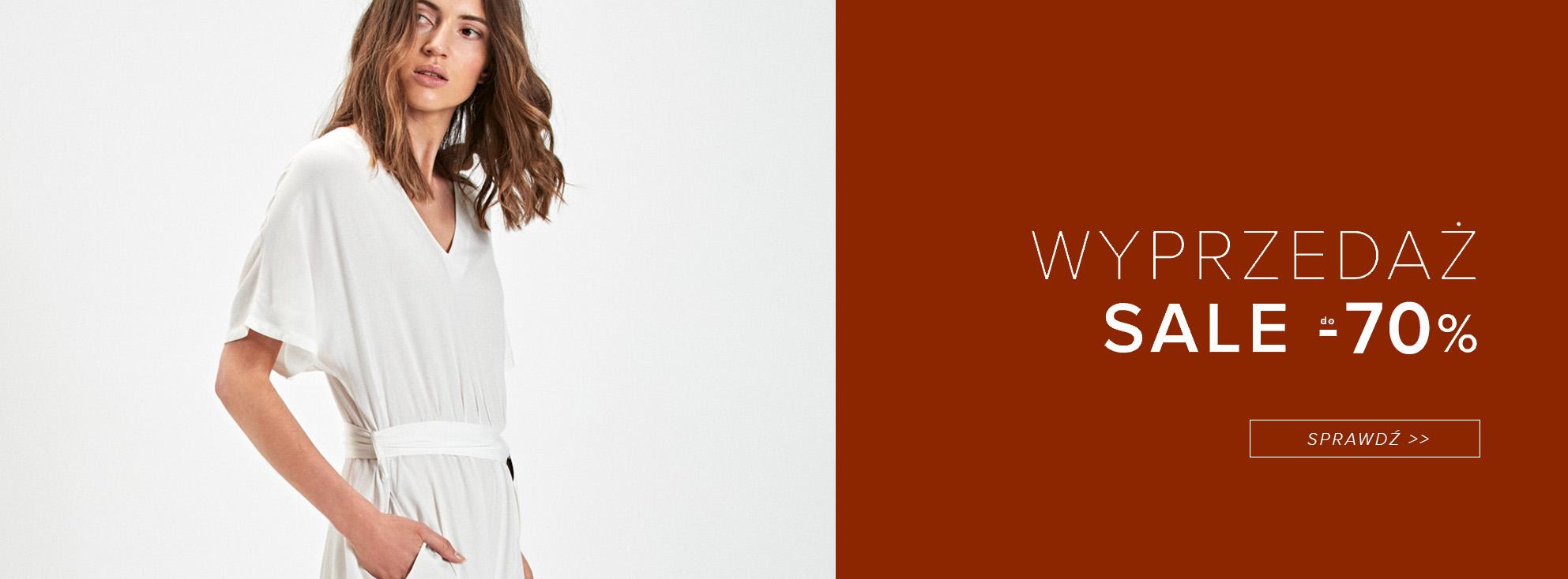 Patrizia Aryton Patrizia Aryton: wyprzedaż do 70% zniżki na elegancką odzież damską