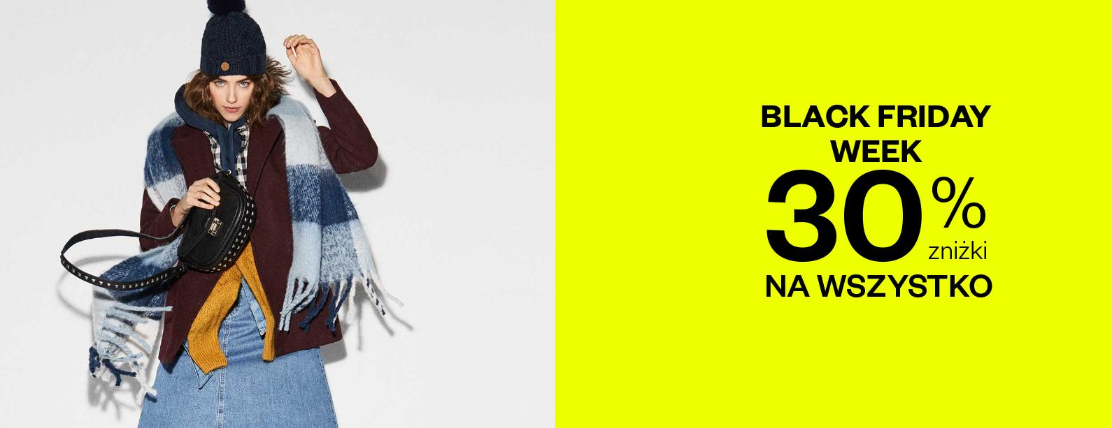 Pepe Jeans: Black Friday Week 30% zniżki na odzież damską, męską i dziecięcą