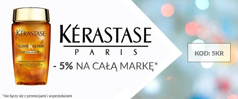 Perfumesco: 5% rabatu na kosmetyki marki Kerastase