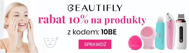 Perfumesco: 10% zniżki na szczoteczki soniczne marki Beautifly