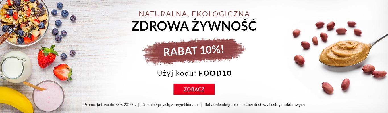 Perfumesco: 10% rabatu na zdrową żywność
