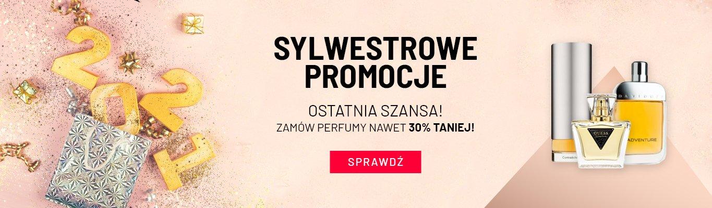 Perfumesco: do 30% zniżki na perfumy - Sylwestrowe promocje
