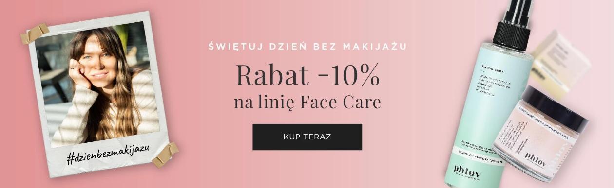 PHLOV by Anna Lewandowska PHLOV by Anna Lewandowska: 10% zniżki na kosmetyki z linii Face Care