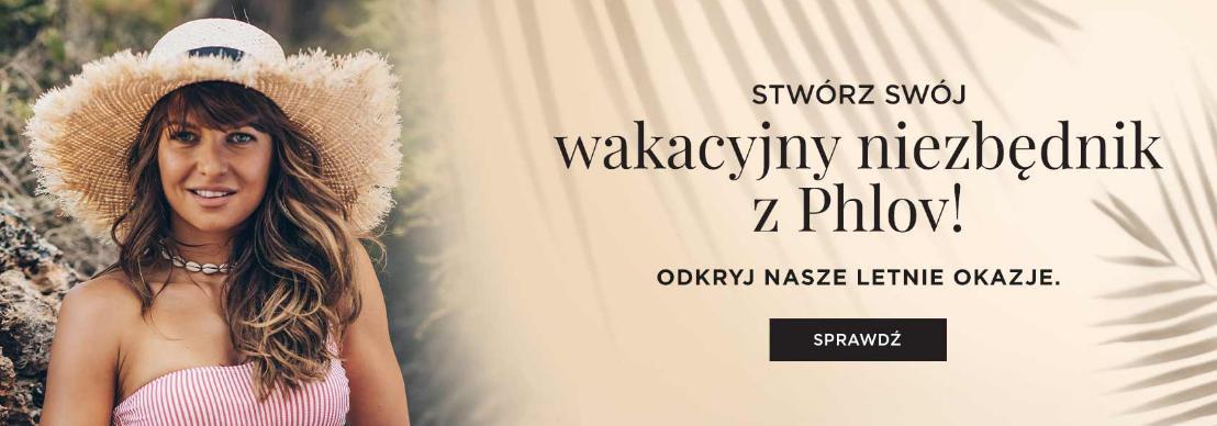 PHLOV by Anna Lewandowska: 15% zniżki na kosmetyki do pielęgnacji twarzy i włosów
