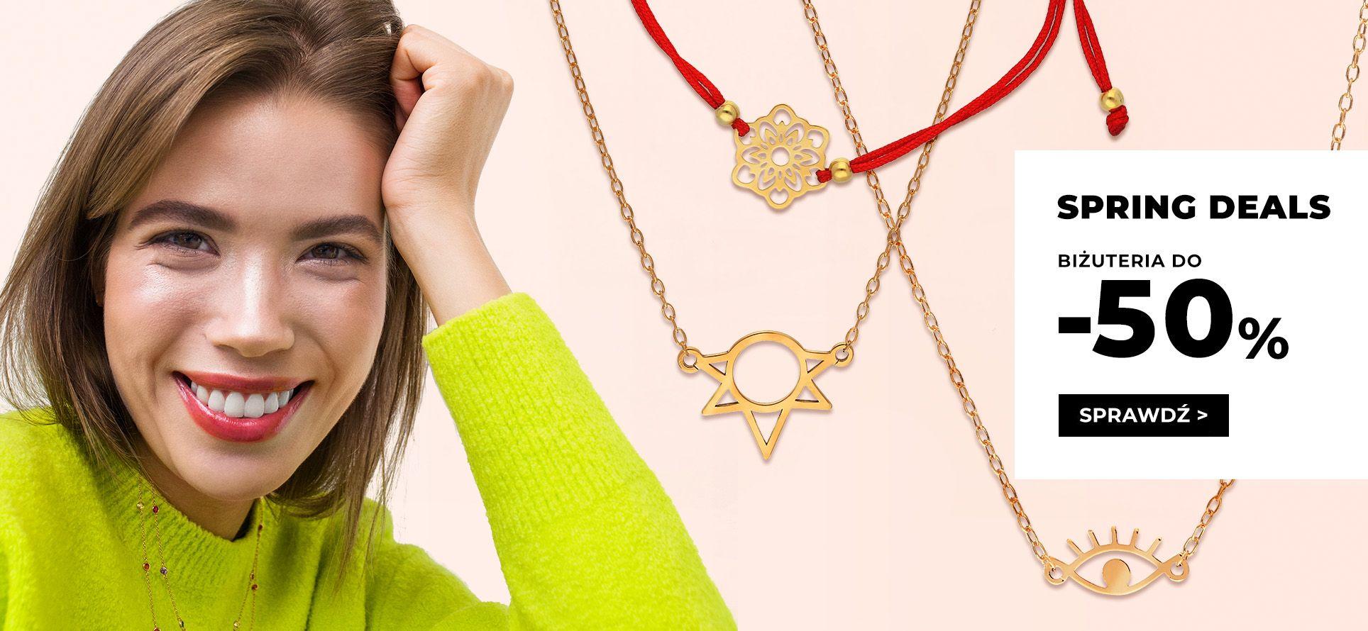 Picky Pica: do 50% rabatu na biżuterię damską