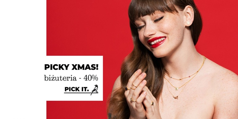 Picky Pica: 40% rabatu na biżuterię