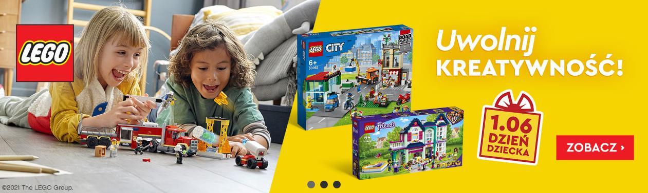 Planeta Klocków Planeta Klocków: do 10% zniżki na wybrane zestawy klocków Lego