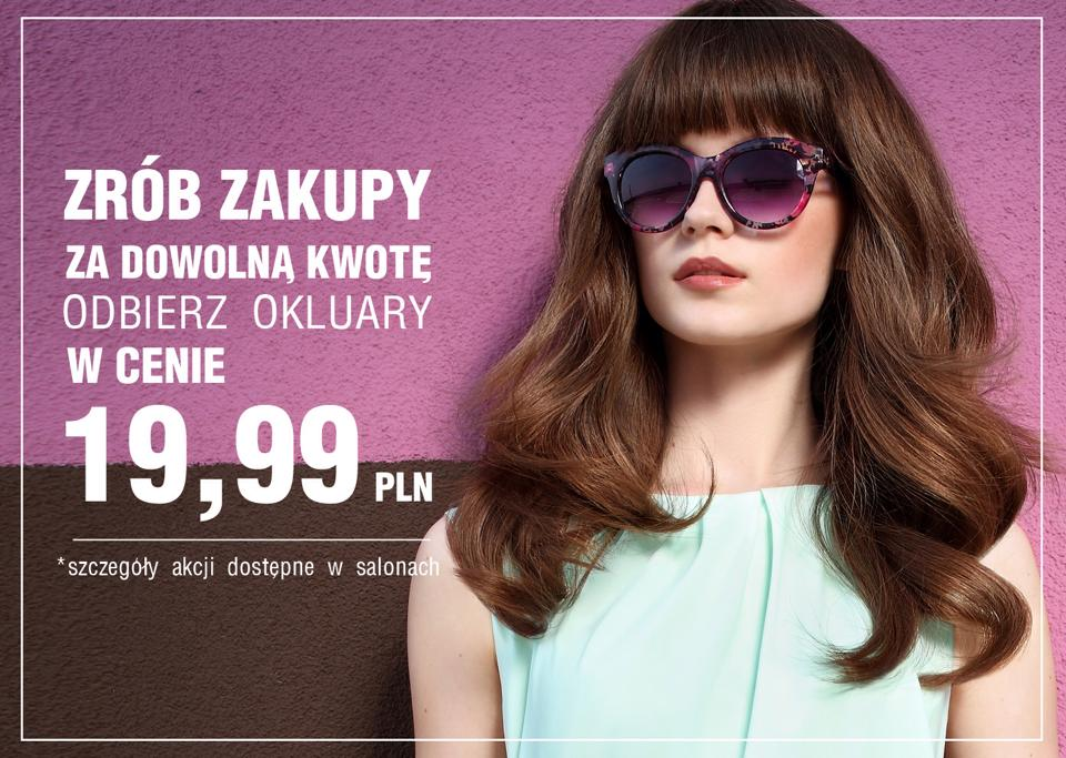 Pretty Girl: okulary za 19,99 zł