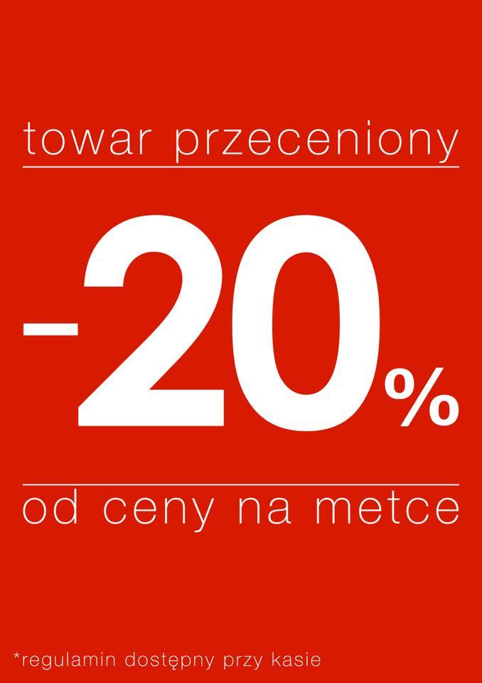 Pretty Girl: 20% rabatu