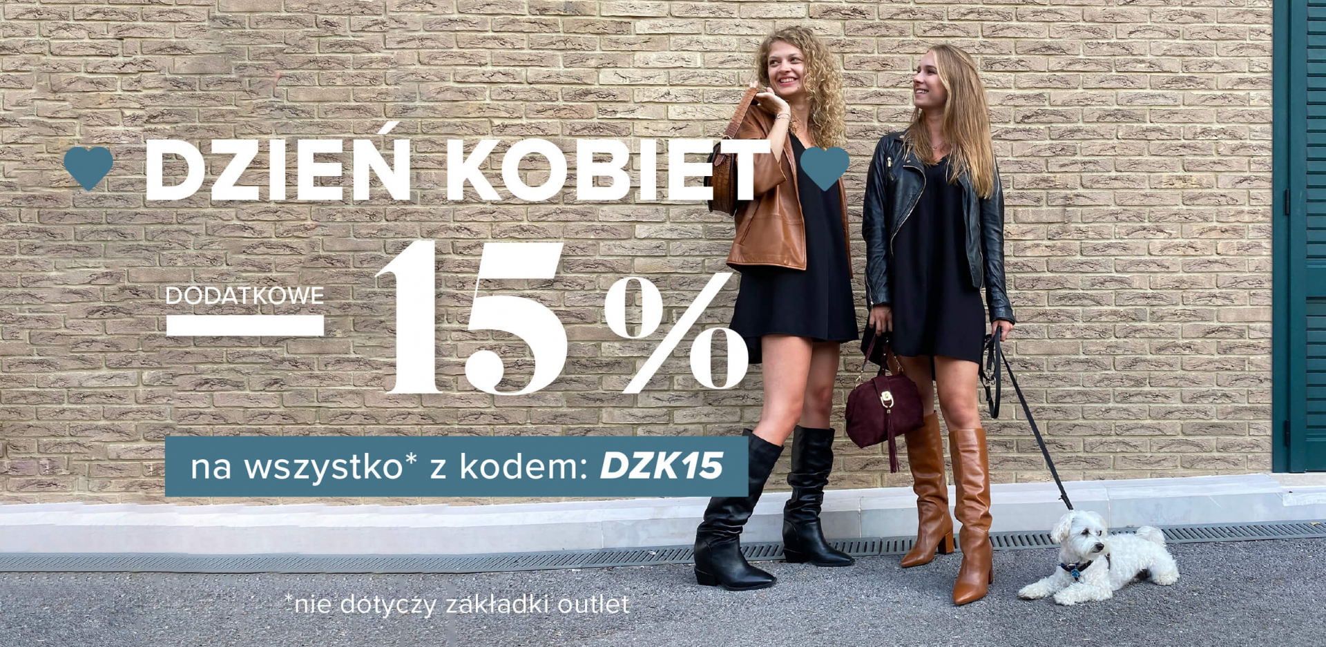 Primamoda Primamoda: 15% zniżki na buty, torebki, galanterię skórzaną - promocja na Dzień Kobiet