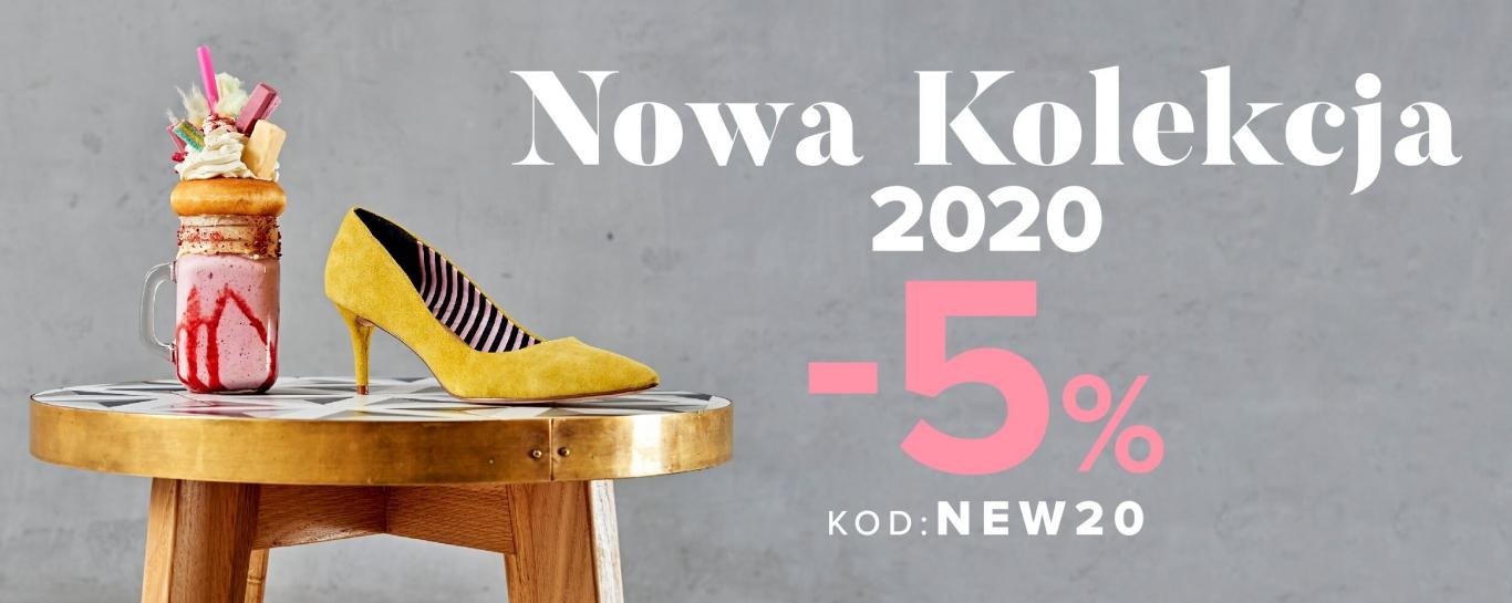 Primamoda: 5% rabatu na nową kolekcję obuwia damskiego i męskiego
