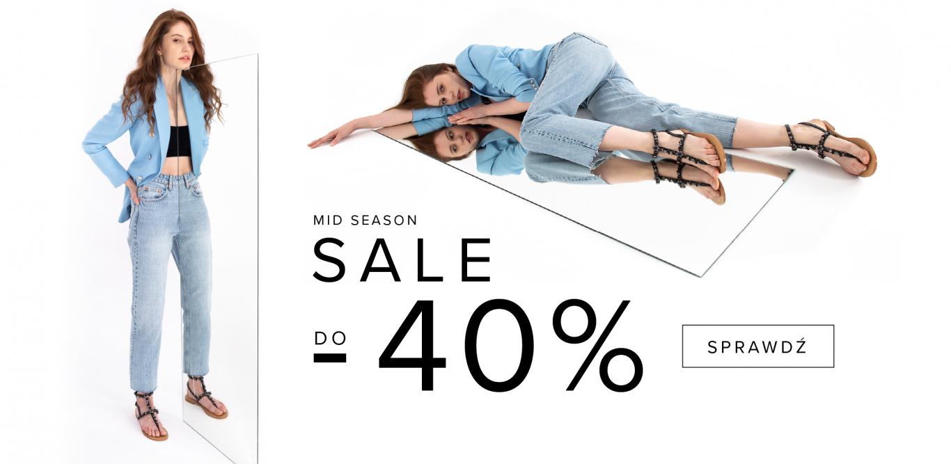 Primamoda: wyprzedaż do 40% rabatu na buty damskie, obuwie męskie, torebki i akcesoria