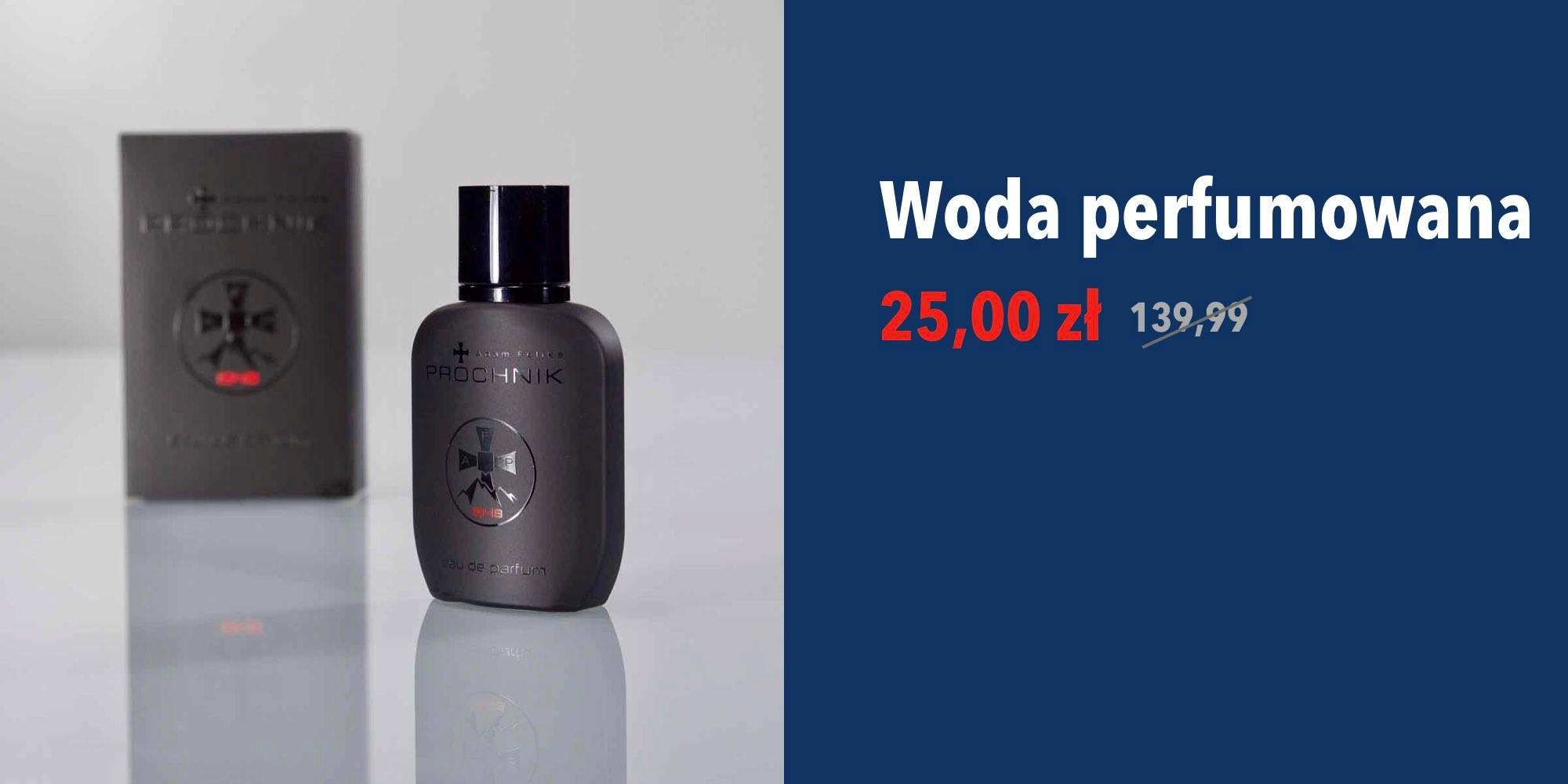 Próchnik: woda perfumowana próchnik za 25 zł