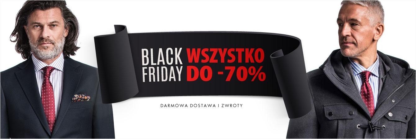 Black Friday Próchnik: do 70% zniżki na wszystko