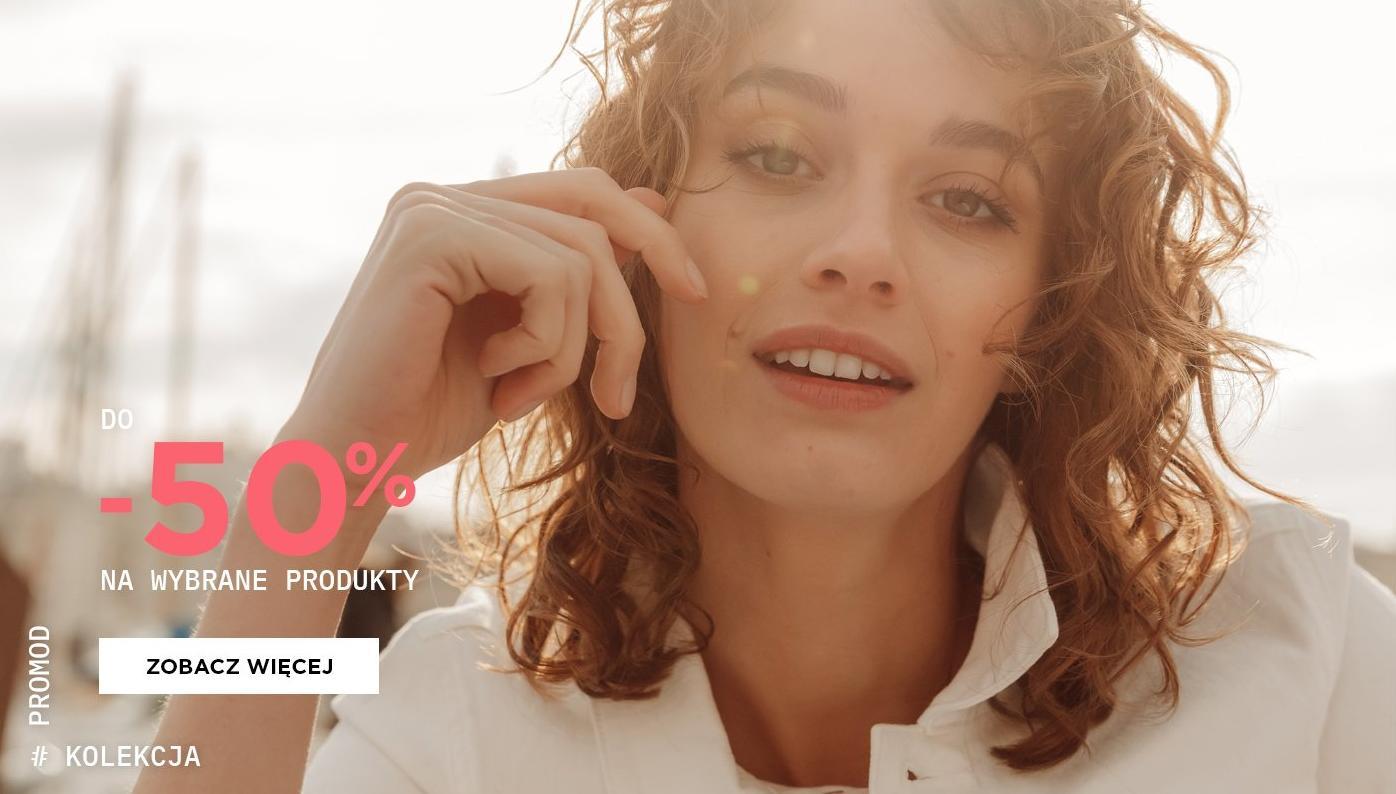 Promod Promod: do 50% zniżki na odzież damską - wybrane produkty