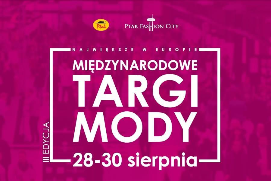Międzynarodowe Targi Mody w Rzgowie 28-30 sierpnia 2015                         title=