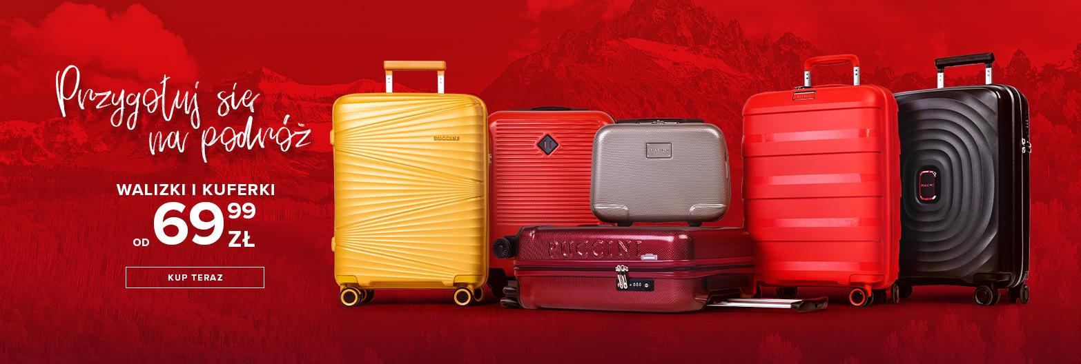 Puccini Puccini: walizki i kuferki od 69,99 zł