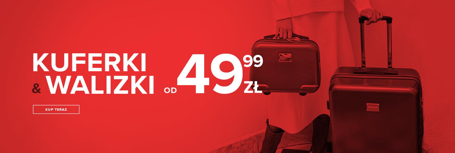 Puccini: kuferki i walizki od 49,99 zł