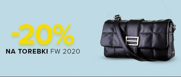 Puccini Puccini: 20% rabatu na walizki lub torebki z nowej kolekcji wiosna-lato 2021