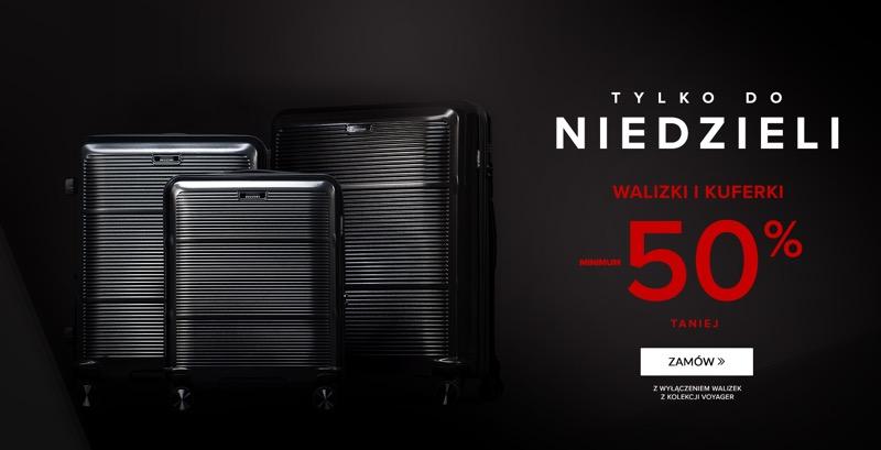 6a8e43c268e09 Puccini: od 50% rabatu na walizki i kuferki