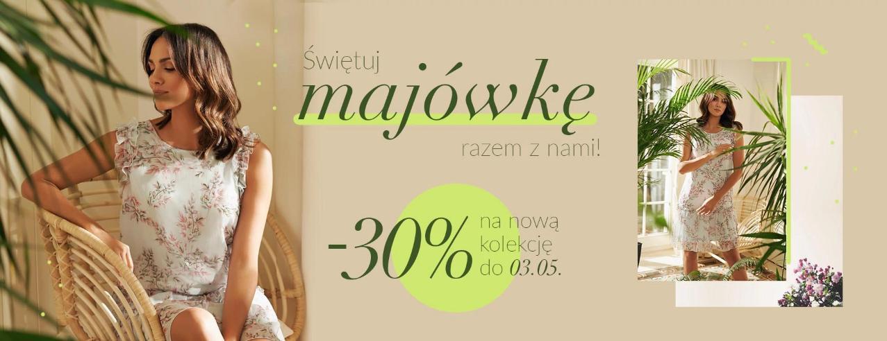 Quiosque: 30% zniżki na odzież damską