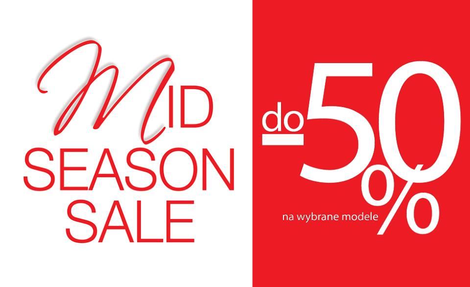 Quiosque: Mid Season Sale do 50%