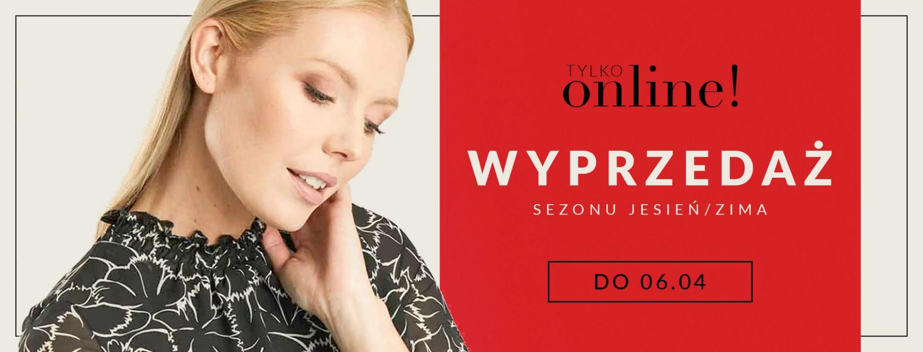 Quiosque: wyprzedaż do 80% rabatu na odzież, bieliznę i akcesoria dla kobiet
