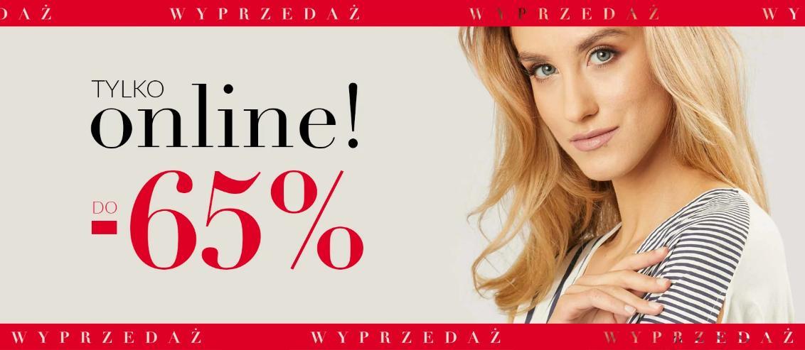 Quiosque: wyprzedaż do 60% rabatu na odzież damską