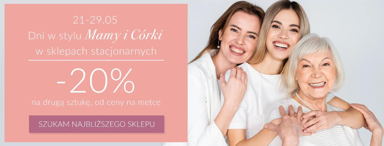 Quiosque: 20% zniżki na drugą sztukę odzieży