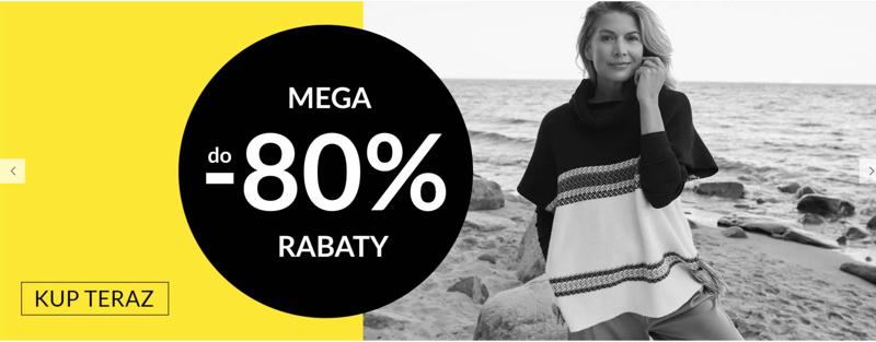 Quiosque: wyprzedaż do 80% zniżki na odzież damską                         title=