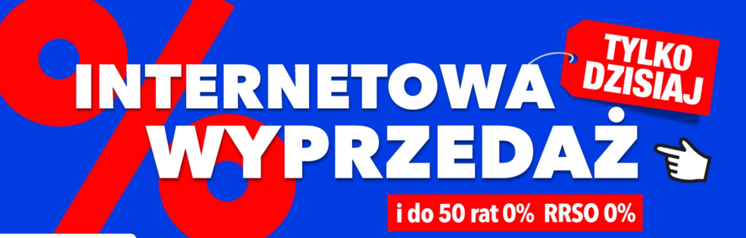 RTV EURO AGD: do 2100 zł rabatu na telewizory, laptopy, tablety, czytniki, telefony, AGD i wiele innych