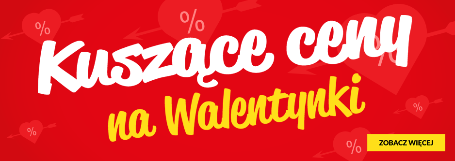 RTV EURO AGD: kuszące ceny na Walentynki sprzęt RTV oraz AGD nawet kilkaset zł taniej