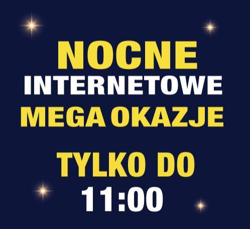 RTV EURO AGD: Nocna Promocja nawet 2 000 zł zniżki na telewizory, laptopy, telefony, sprzęt AGD oraz akcesoria