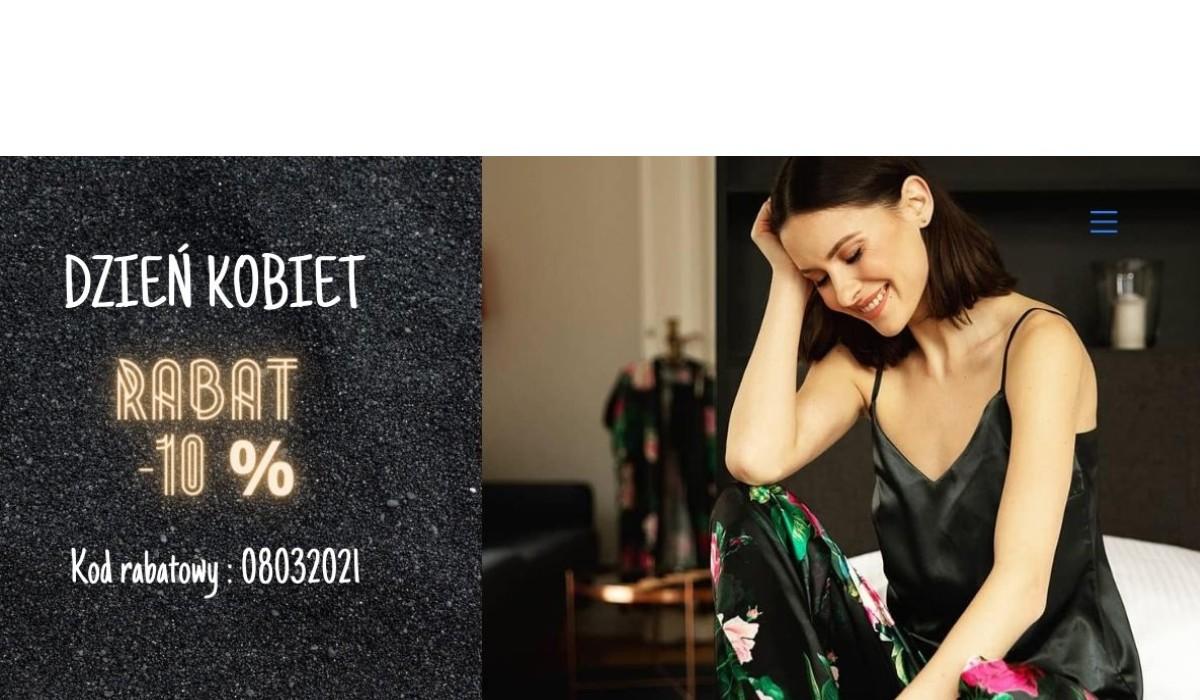 Rafjolka: 10% rabatu na bieliznę damską - promocja na Dzień Kobiet