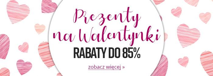Ravelo: wyprzedaż do 85% rabatu na prezenty Walentynkowe