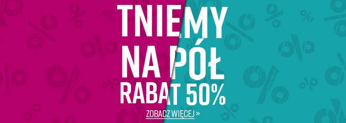 Ravelo: 50% rabatu na co drugą książkę                         title=