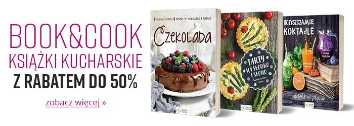 Ravelo Ravelo: do 50% rabatu na książki kucharskie