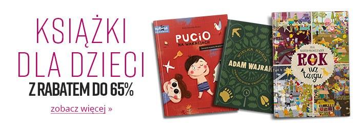 Ravelo: do 65% rabatu na książki dla dzieci                         title=