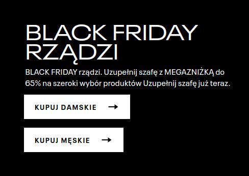 Reebok: Black Friday do 65% zniżki na odzież sportową, na obuwie sportowe, na akcesoria sportowe                         title=
