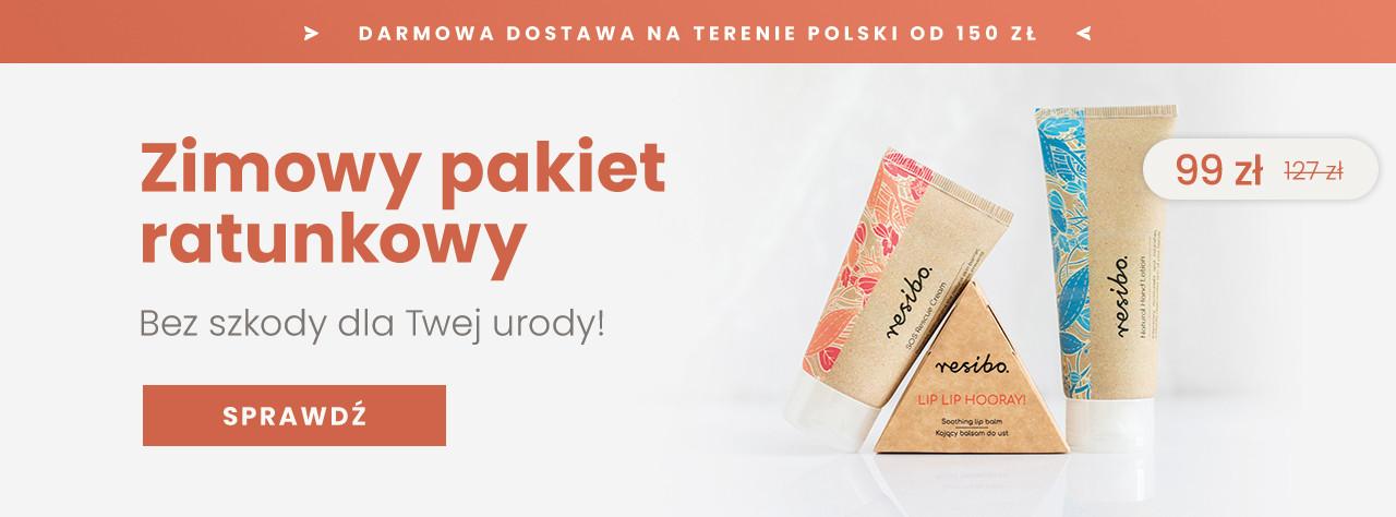 Resibo: zimowy pakiet ratunkowy w cenie 99 zł