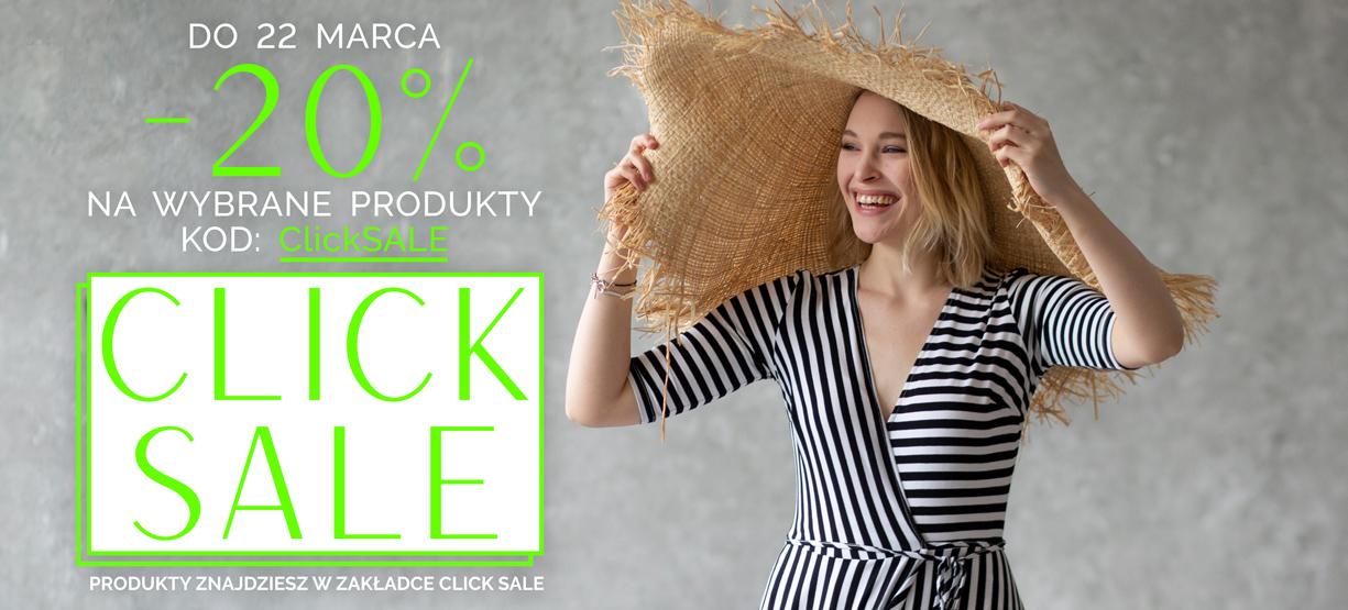 Risk: 20% rabatu na wybrane produkty z odzieży damskiej