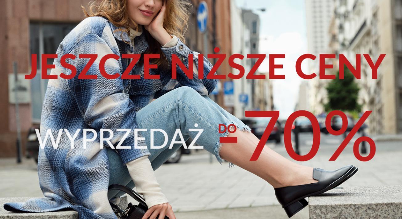 Ryłko Ryłko: wyprzedaż do 70% zniżki na buty, torby oraz akcesoria - jeszcze niższe ceny