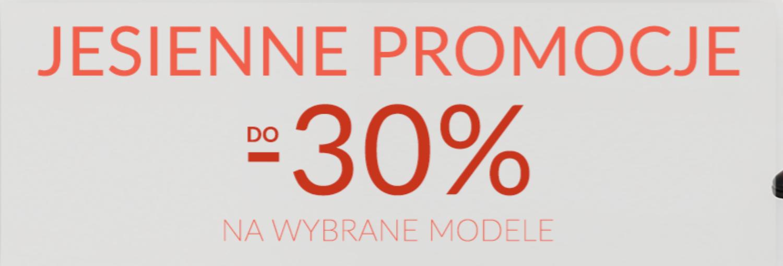 Ryłko: Jesienne Promocje do 30% zniżki na wybrane modele obuwia damskiego i męskiego