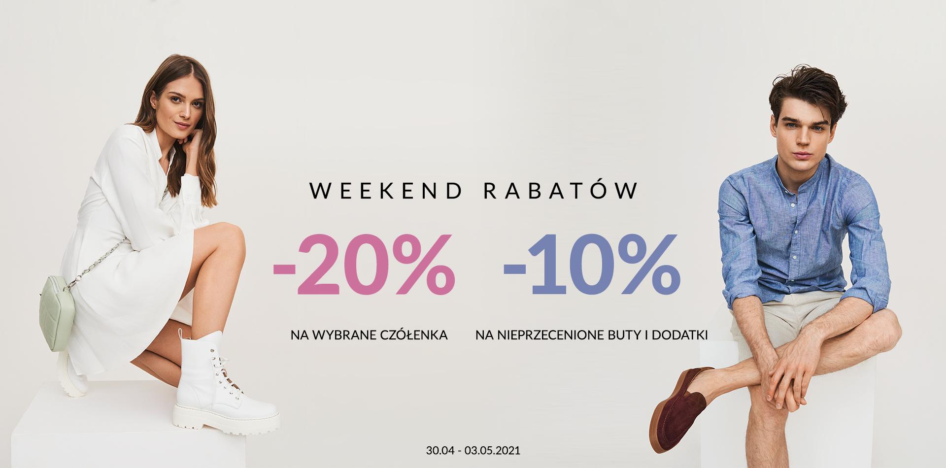 Ryłko: 20% zniżki na wybrane czółenka oraz 10% zniżki na nieprzecenione buty i dodatki